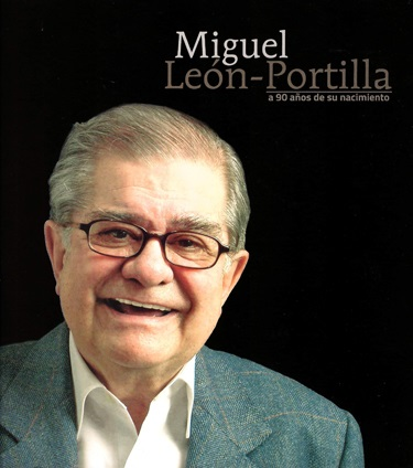 Miguel León-Portilla a 90 años de su nacimiento