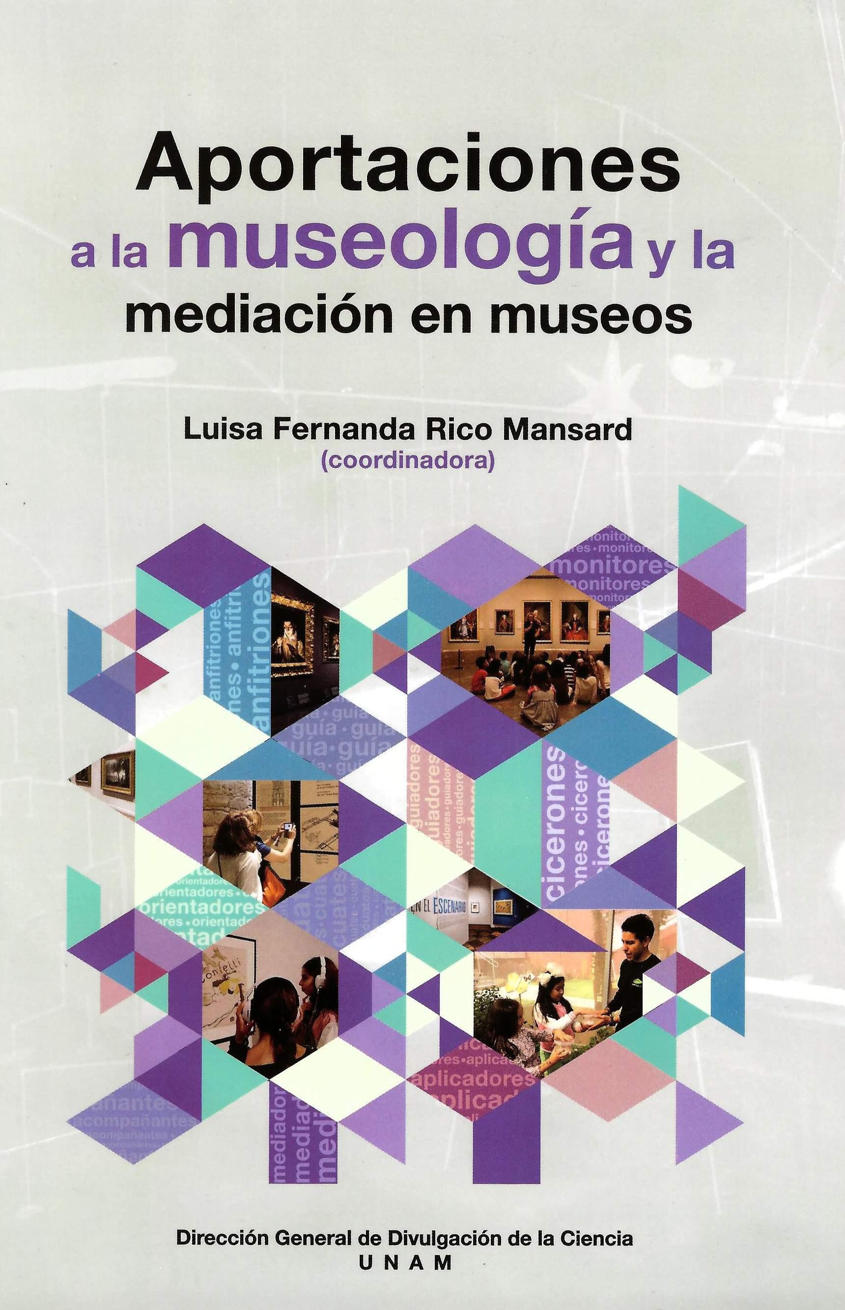 Aportaciones a la museología y la mediación de museos