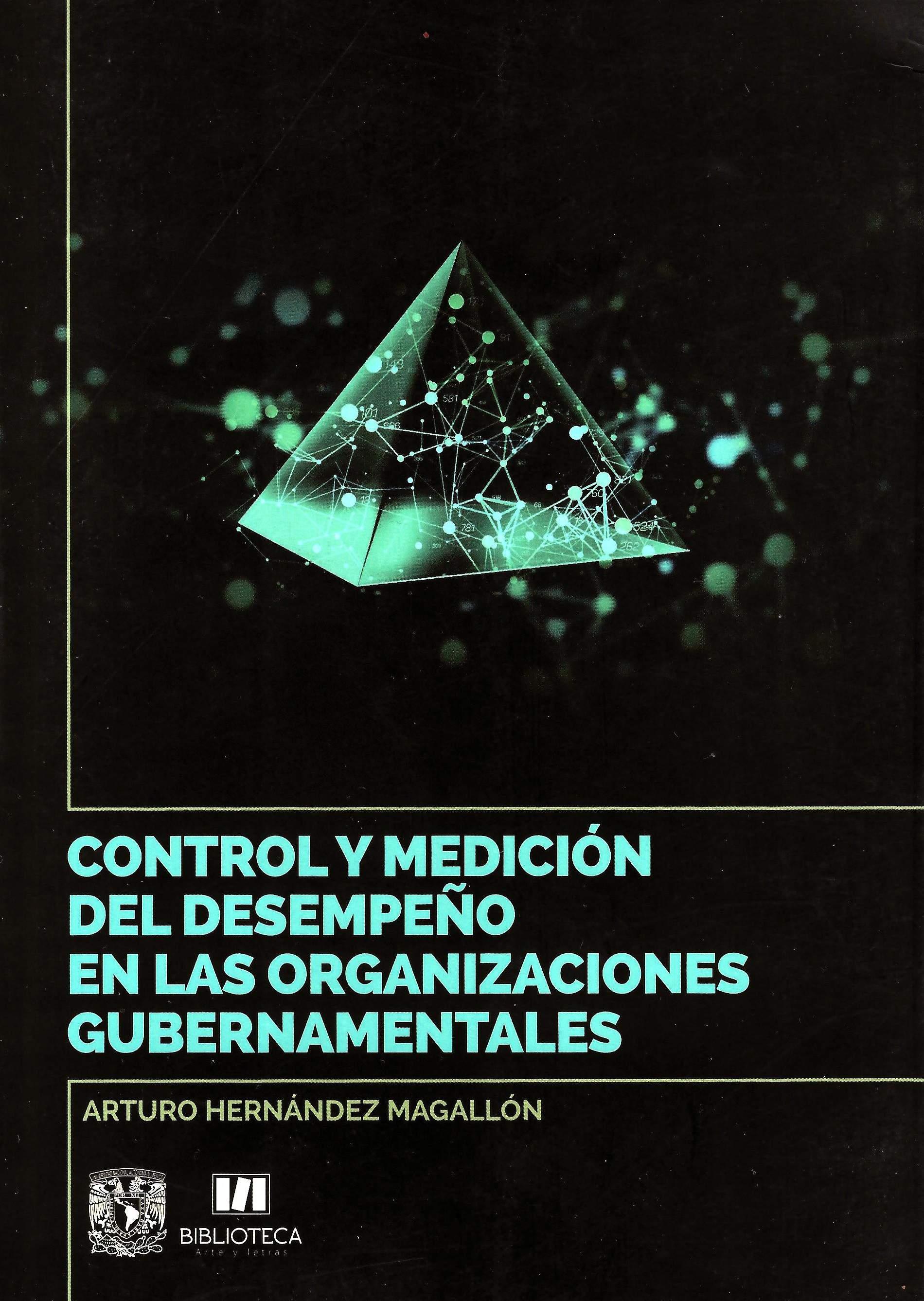 Control y medición del desempeño en las organizaciones gubernamentales