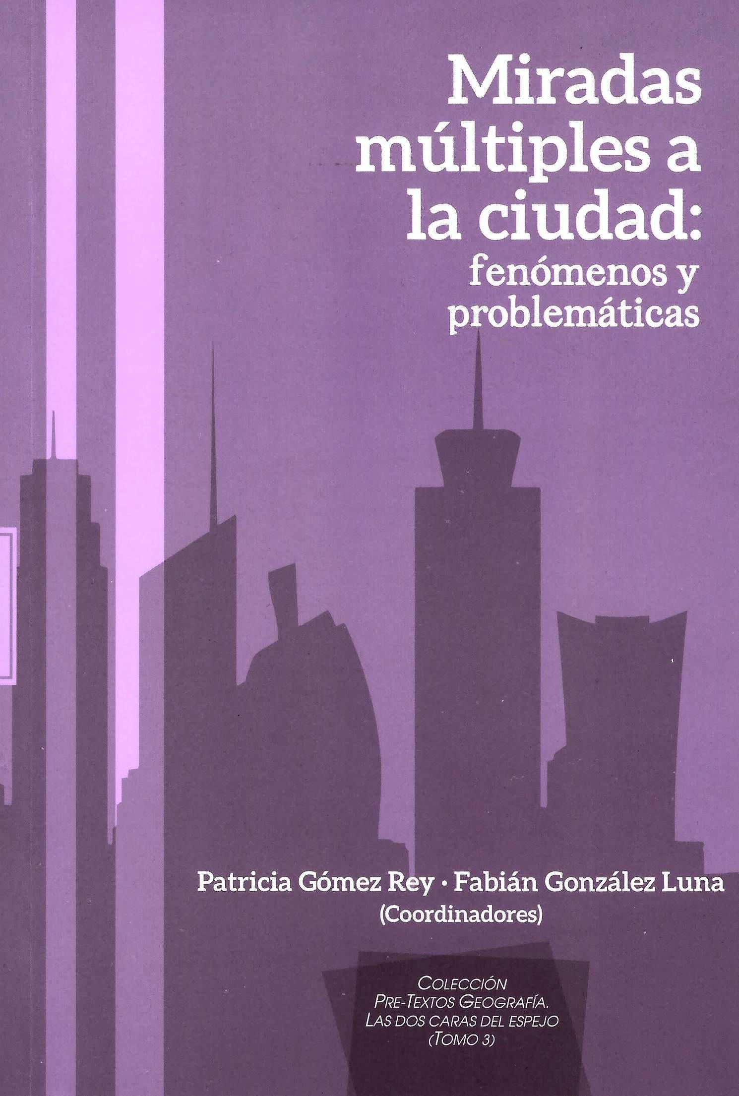 Miradas múltiples a la ciudad: fenómenos y problemáticas
