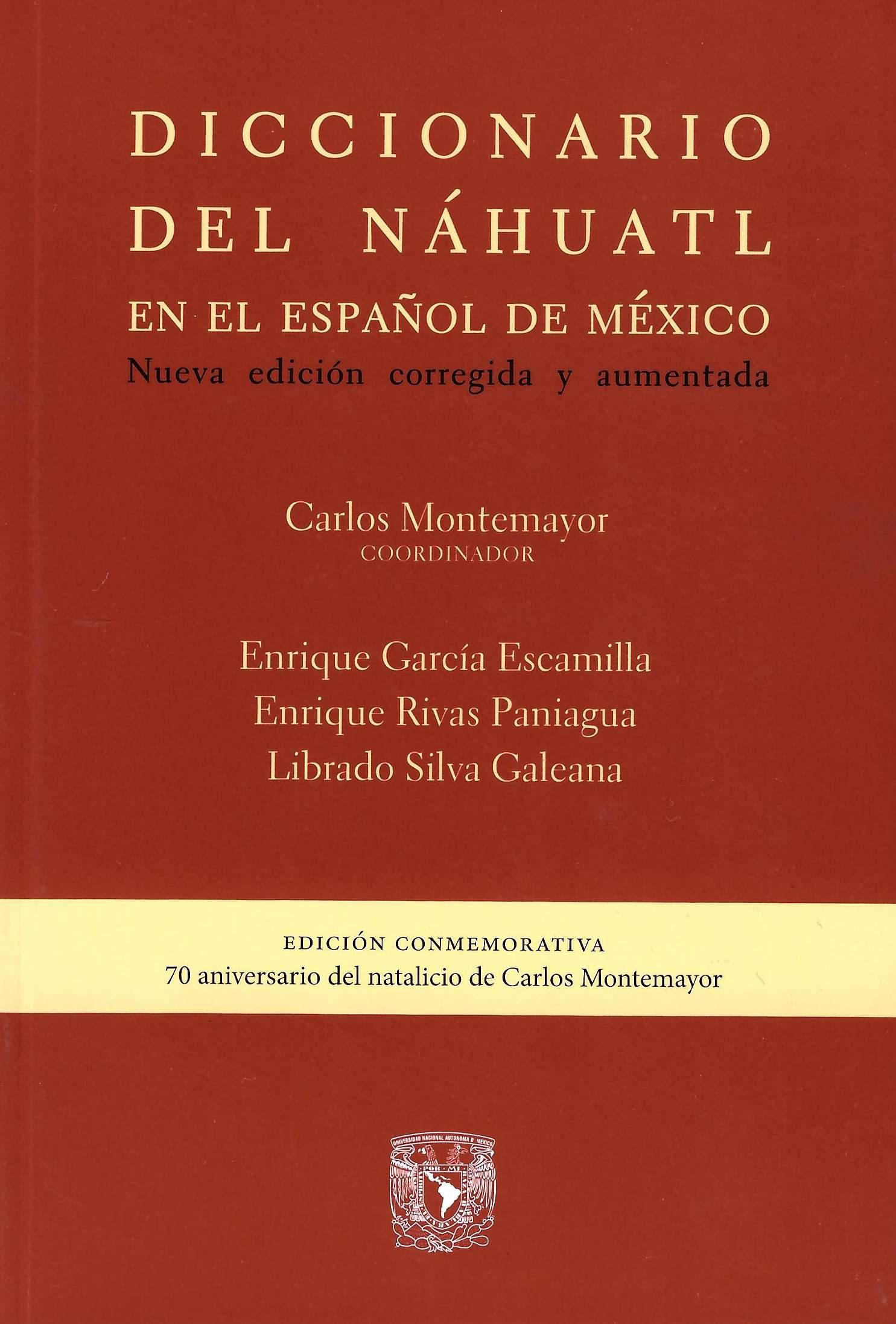 Diccionario del náhuatl en el español de México (rústico)