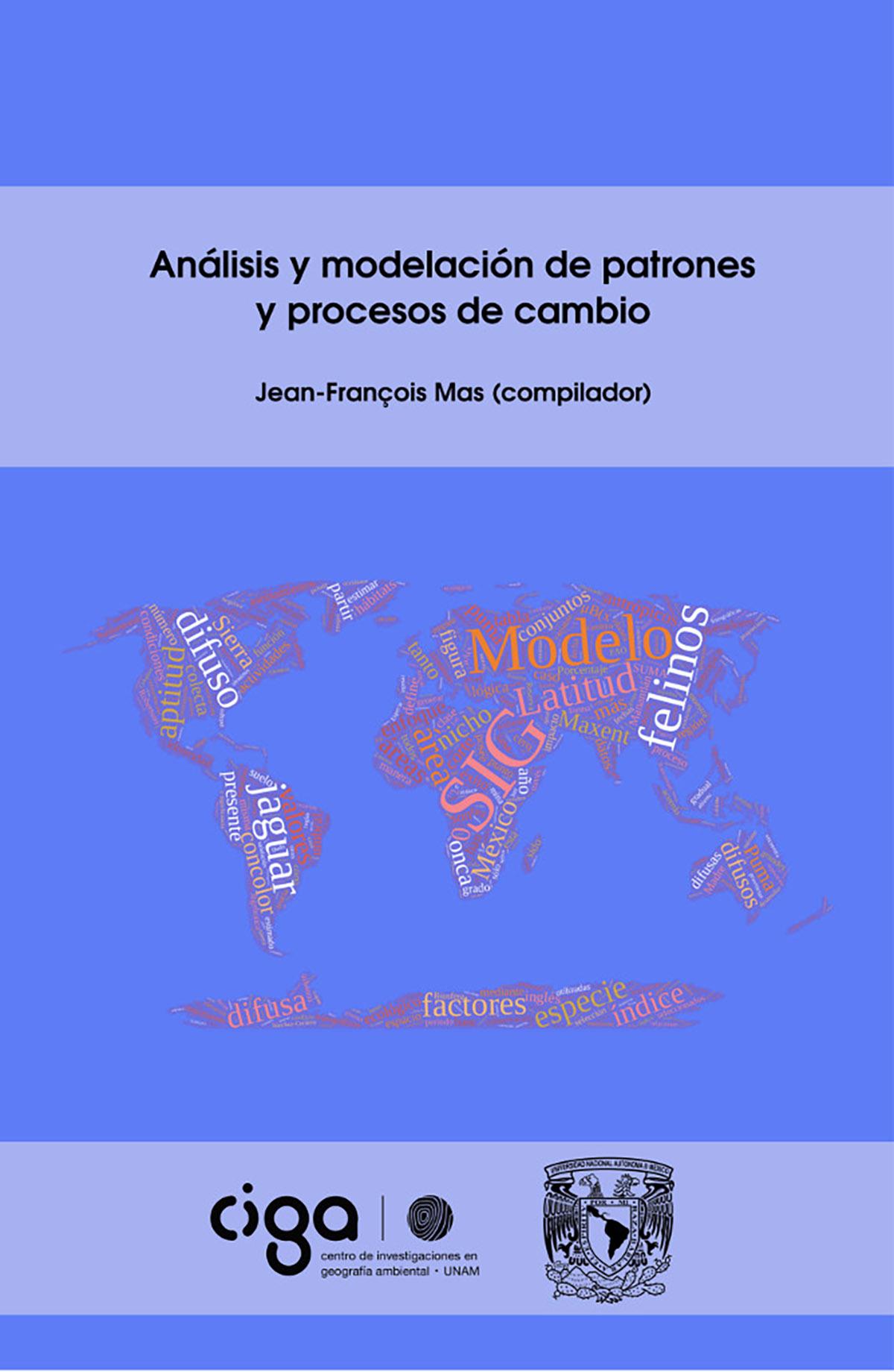 Análisis y modelación de patrones y procesos de cambio