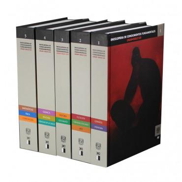 Enciclopedia de conocimientos fundamentales UNAM siglo XXI