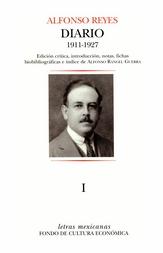 Diario I México, 3 de septiembre de 1911 París, 18 de marzo de 1927