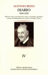 Diario IV Buenos Aires 1 de julio de 1936-México, 8 de febrero de 1939
