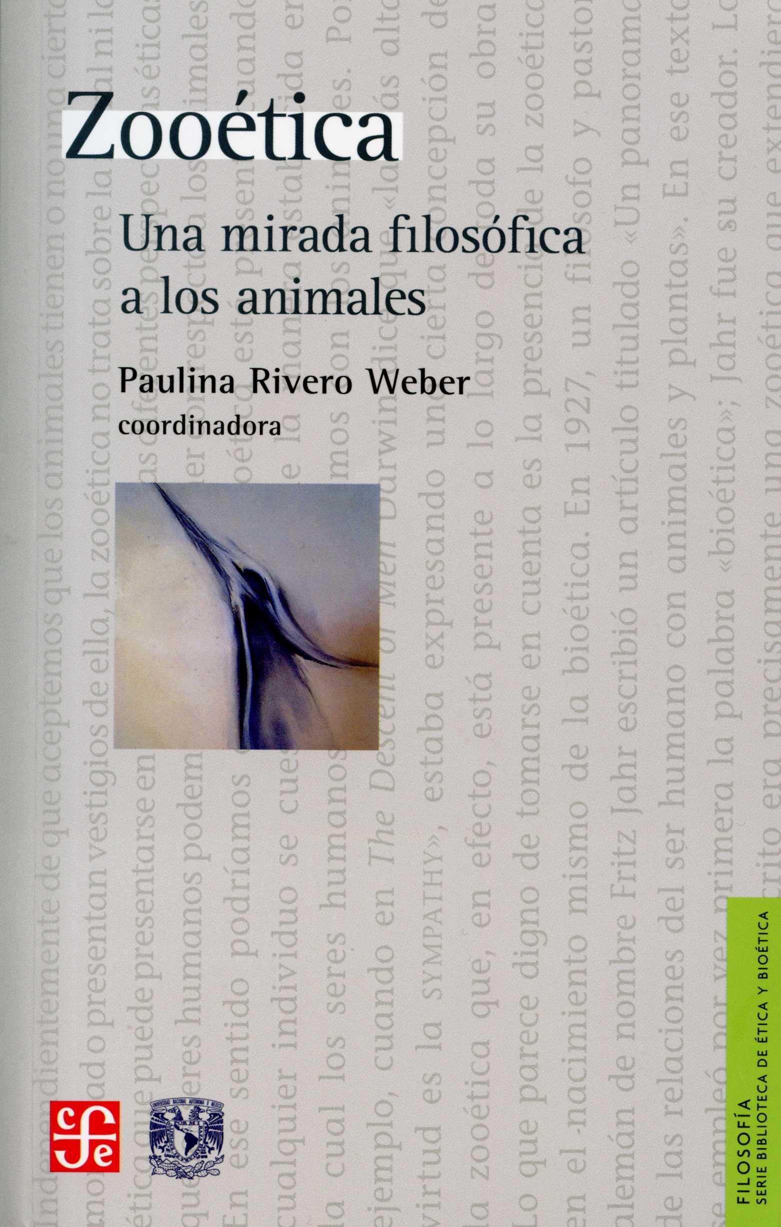 Zooética. Una mirada filosófica a los animales