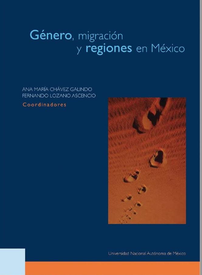 Género, migración y regiones en México