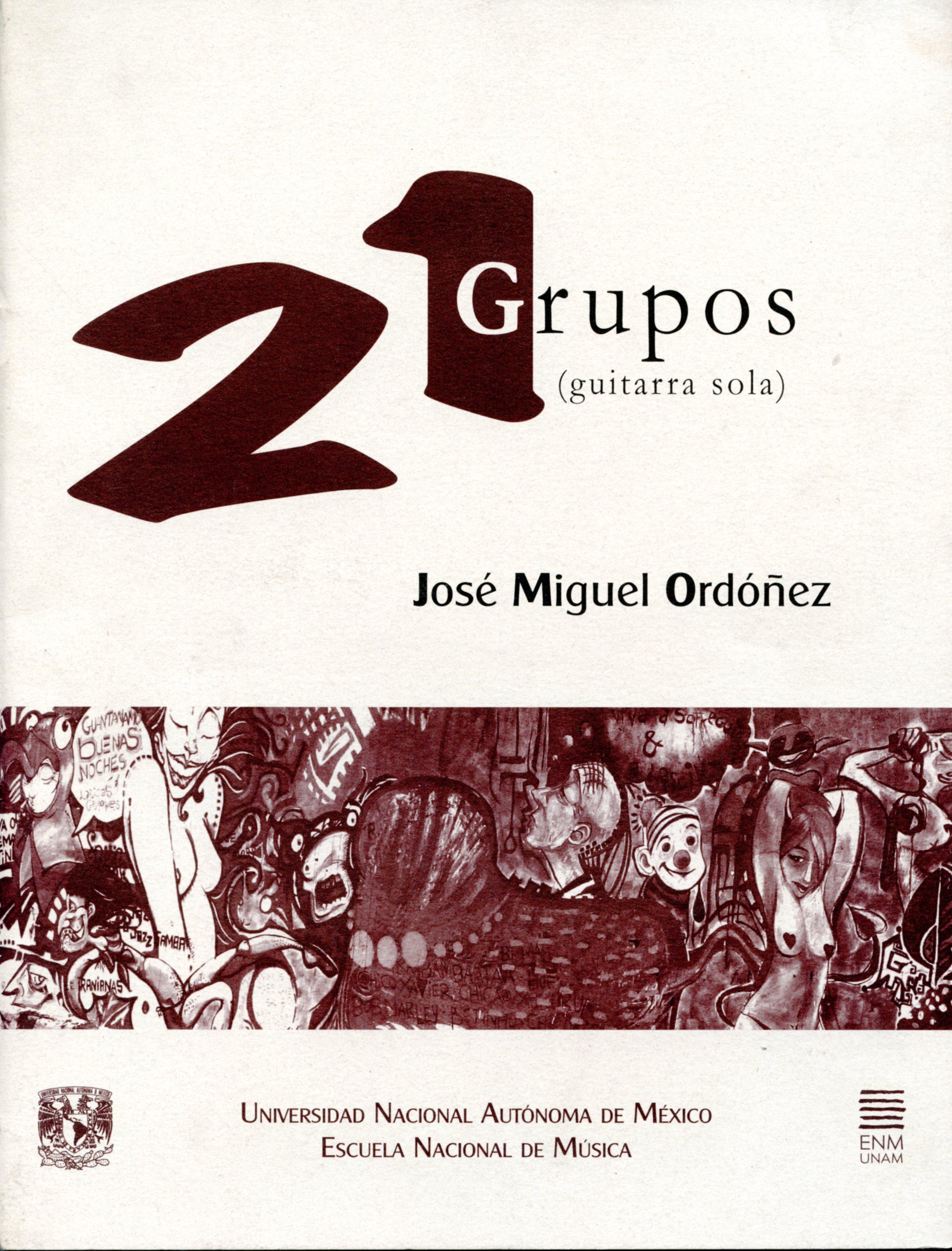 21 grupos (guitarra sola)