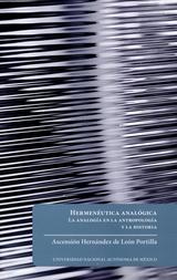 Hermenéutica analógica. La analogía en la antropología y la historia