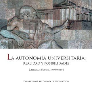 LA AUTONOMIA UNIVERSITARIA  REALIDAD Y POSIB