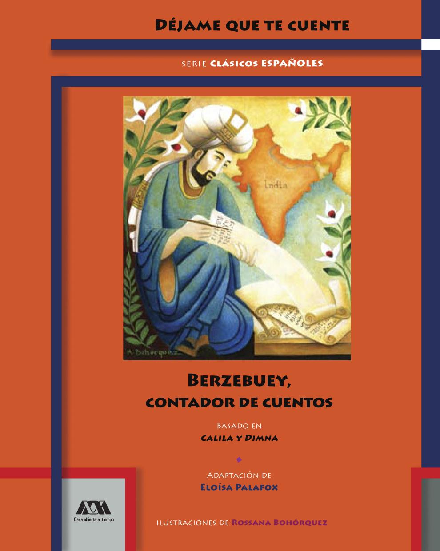 Berzebuey, contador de cuentos