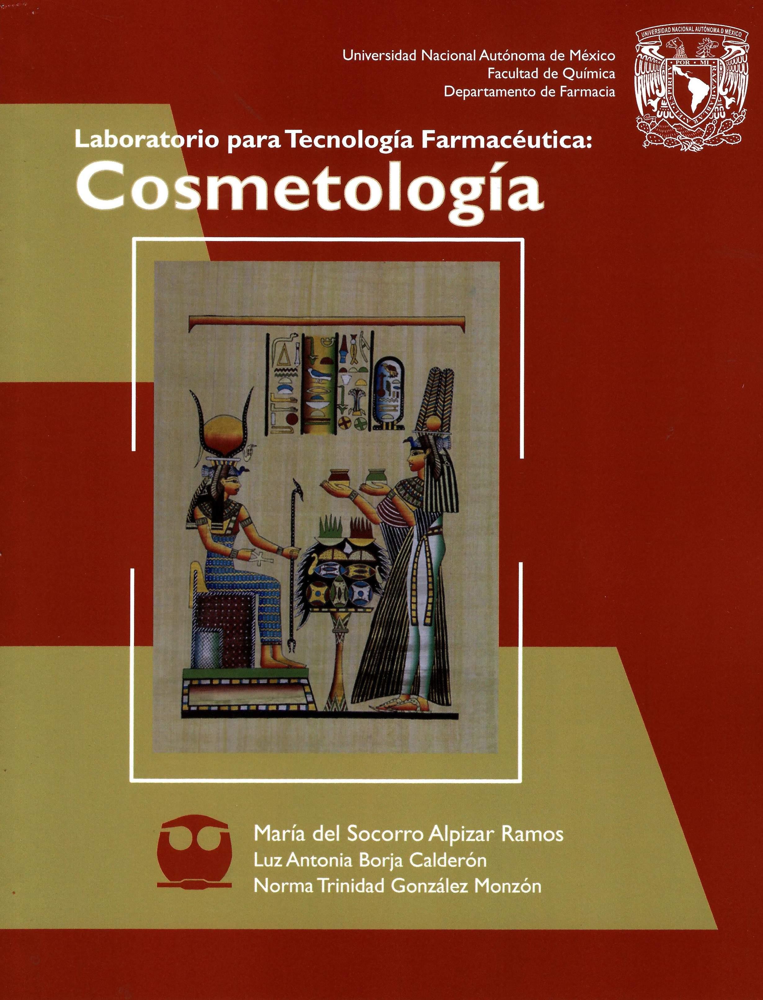 Laboratorio para Tecnología Farmacéutica: Cosmetología