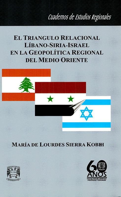 El triángulo relacional Líbano-Siria-Israel en la geopolítica regional del Medio Oriente