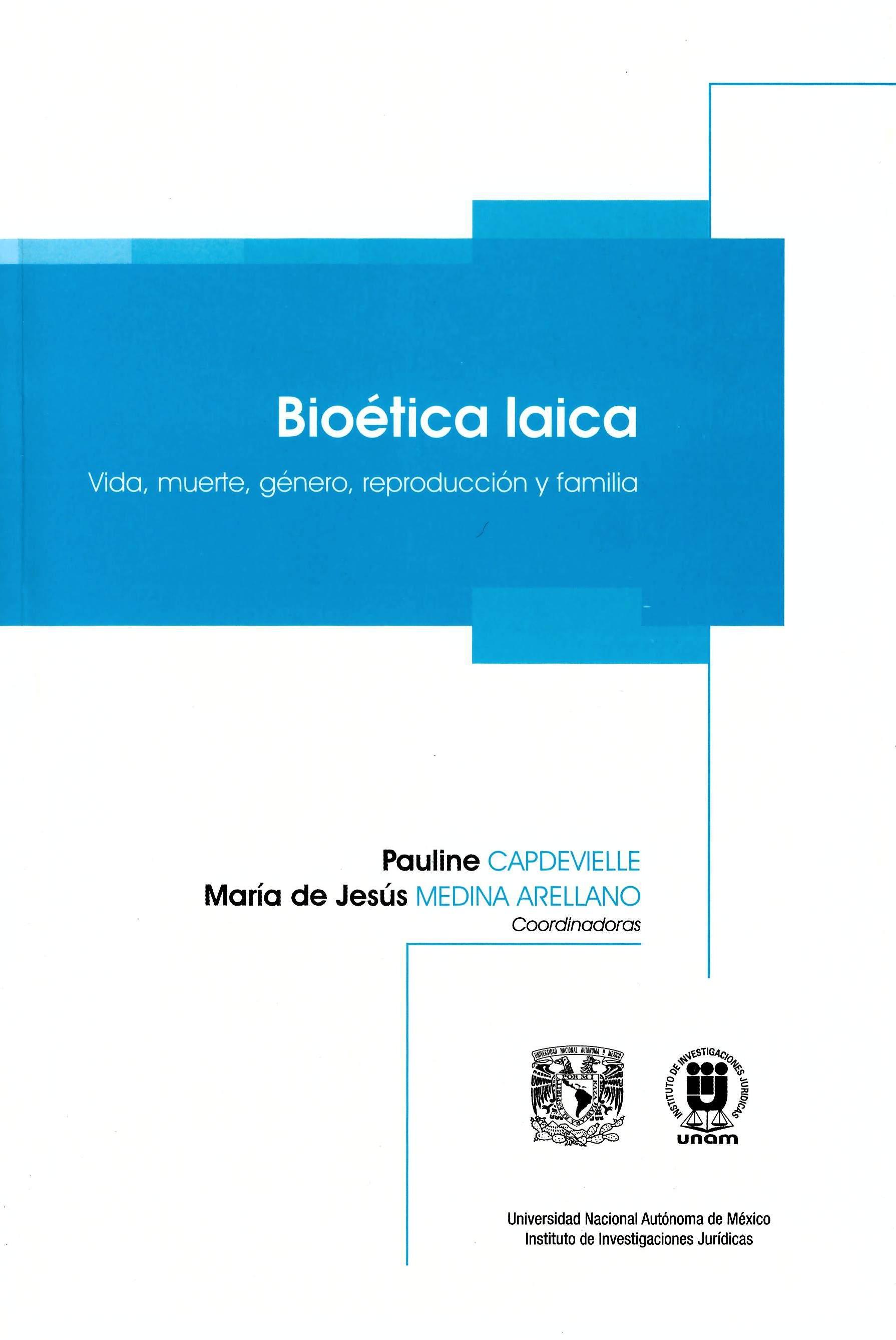 Bioética laica