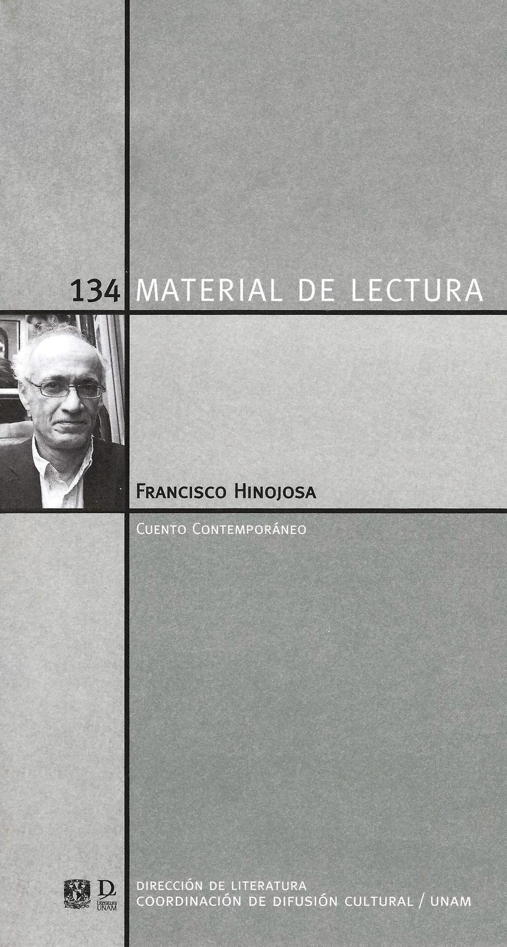 Francisco Hinojosa Cuento contemporáneo