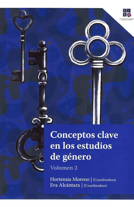 Conceptos clave en los estudios de género. Volumen 2
