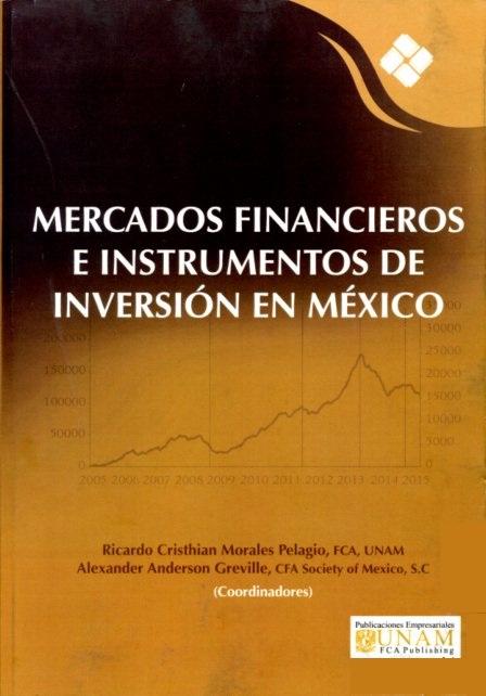 Mercados financieros e instrumentos de inversión en México