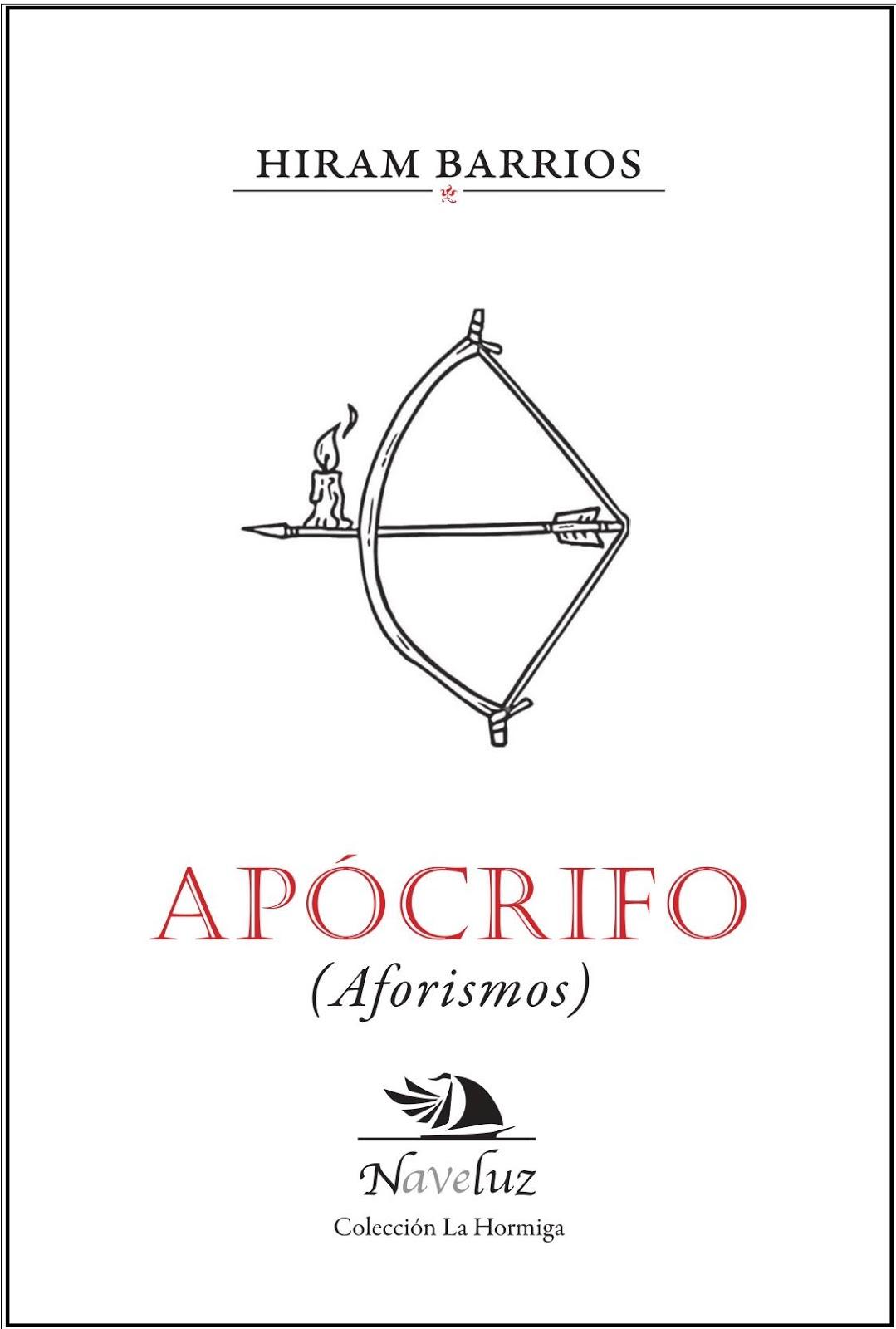 Apócrifo (aforismos)