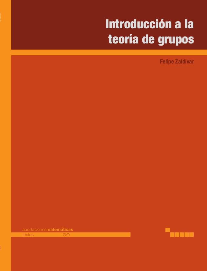 Introducción a la teoría de grupos
