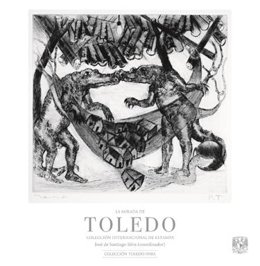 La mirada de Toledo: colección internacional de estampa