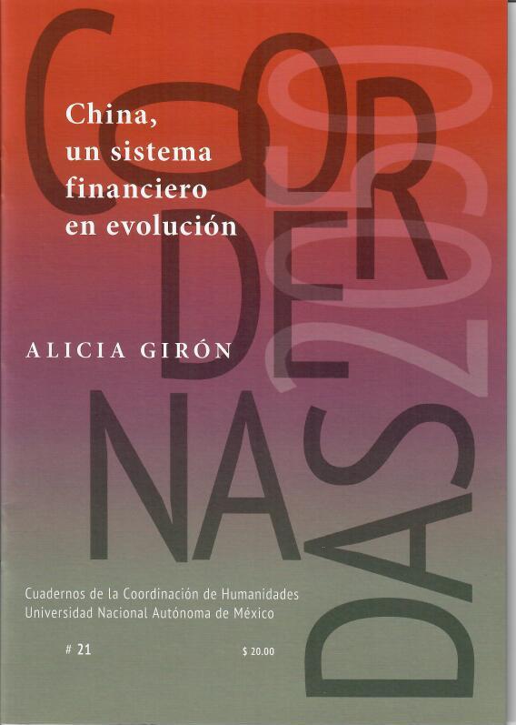 China, un sistema financiero en evolución  #21