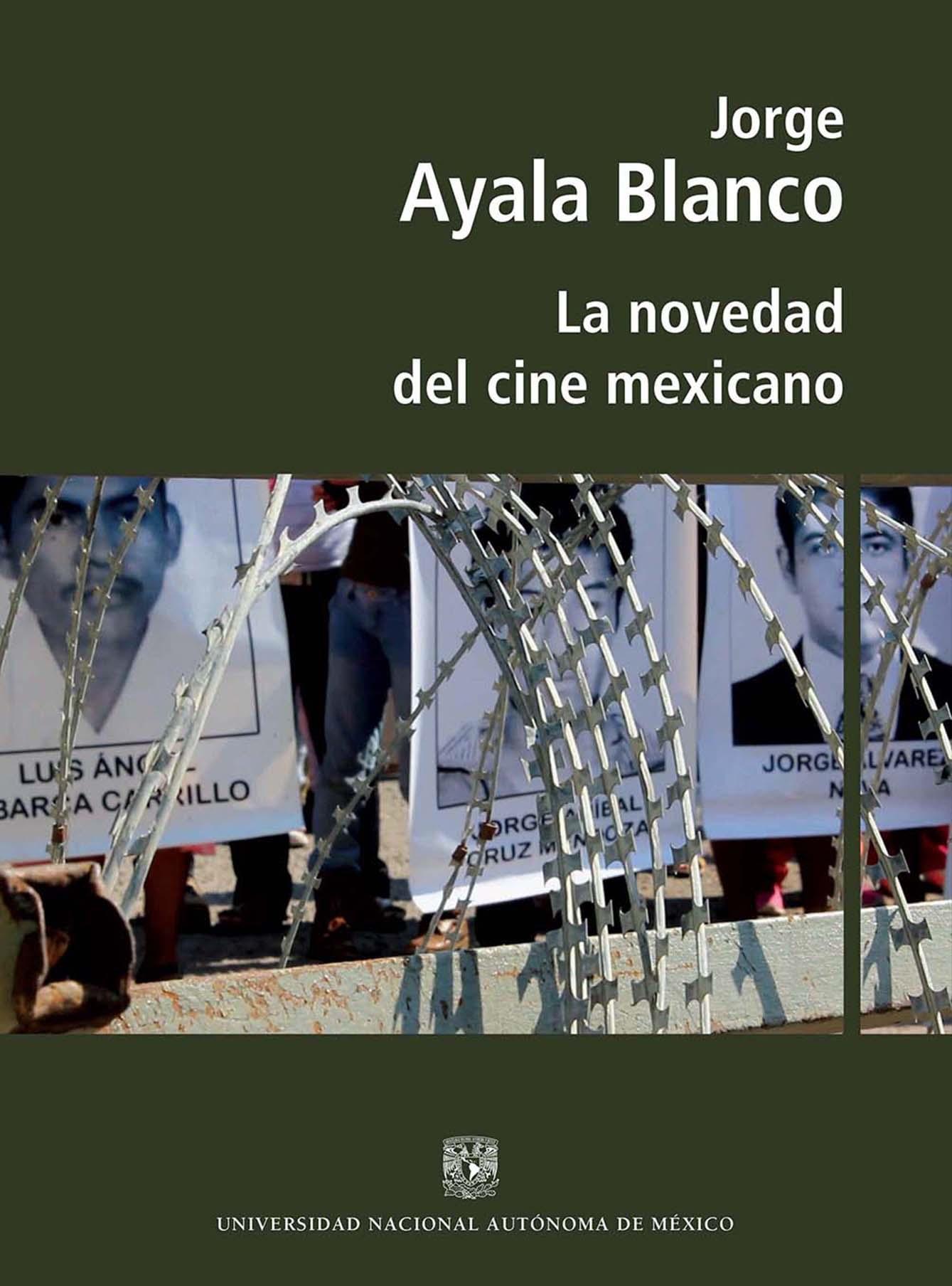 La novedad del cine mexicano