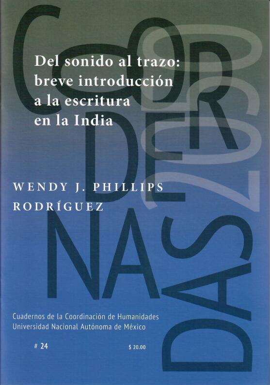 Del sonido al trazo: breve introducción a la escritura en la India  #24