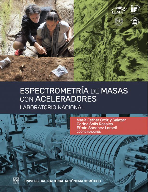 Espectrometría de masas con aceleradores: Laboratorio Nacional (LEMA)