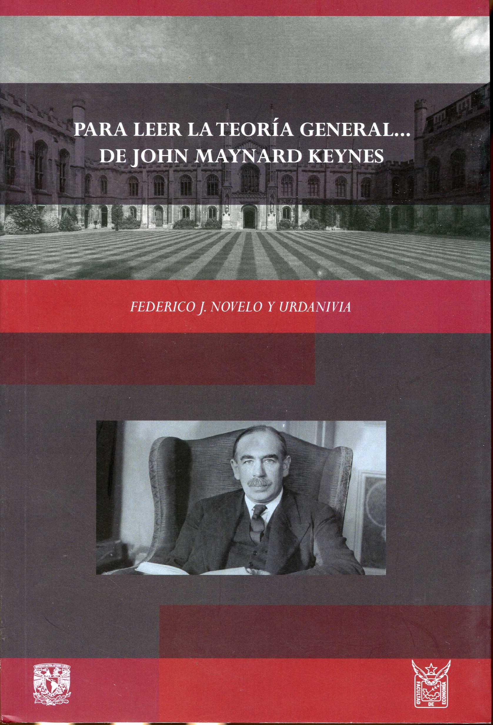 Para leer la teoría general...de John Maynrd Keynes