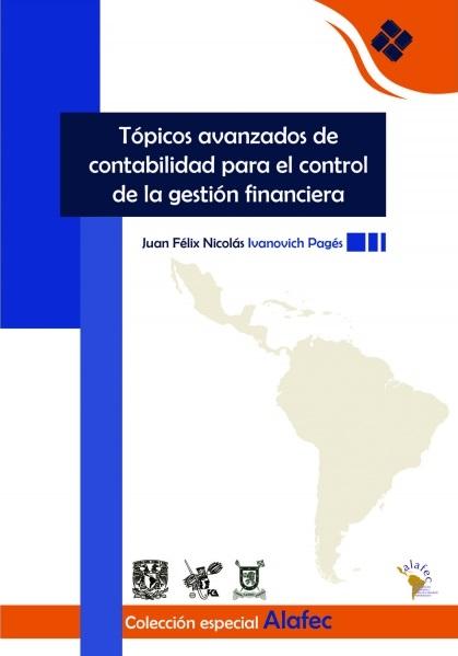 Tópicos avanzados de contabilidad para el control de la gestión financiera