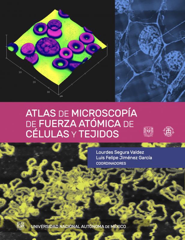 Atlas de microscopía de fuerza atómica de células y tejidos