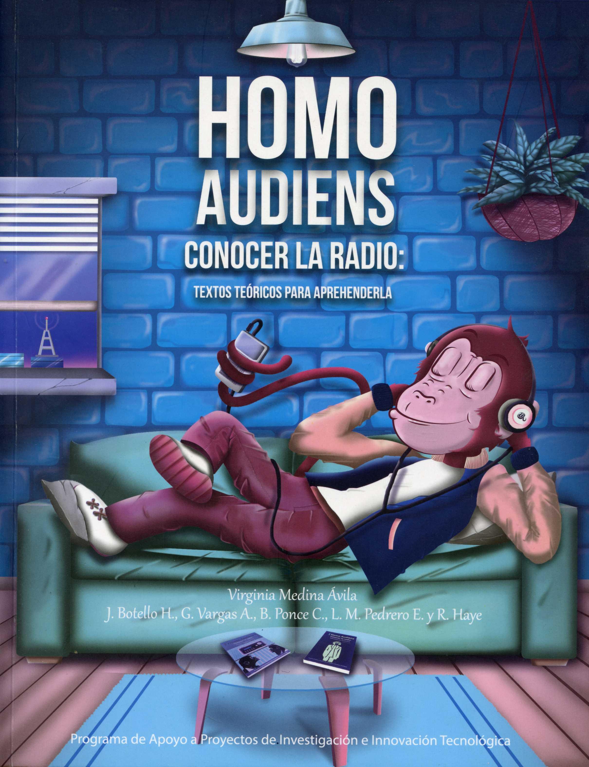 Homo audiens III. Conocer la radio: textos teóricos para aprehenderla