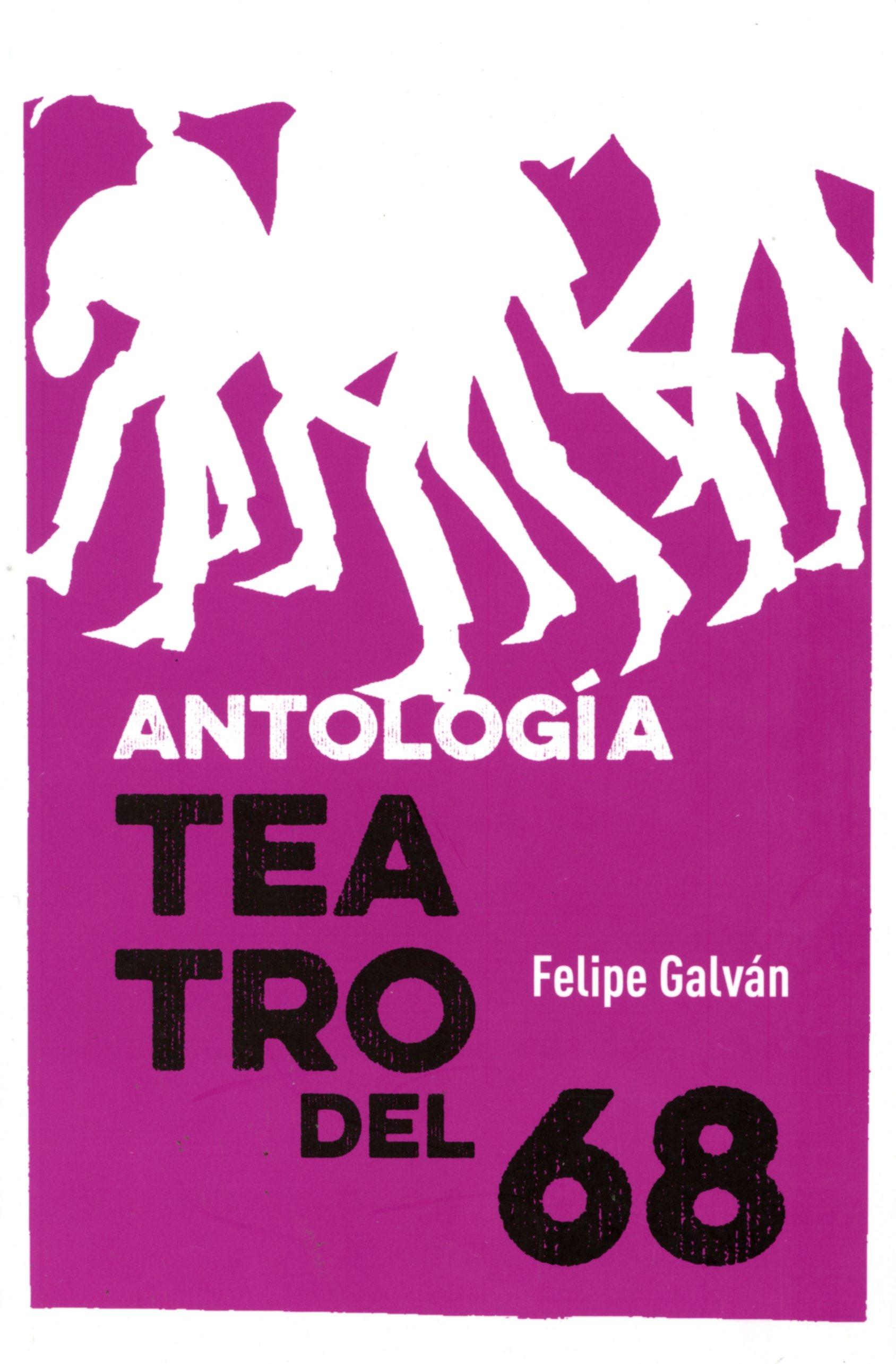 Antología teatro del 68