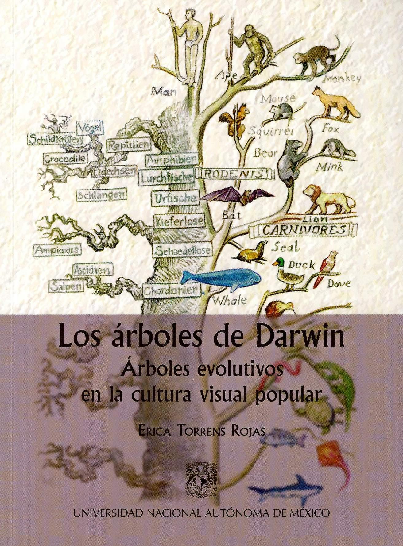 Los árboles de Darwin: árboles evolutivos en la cultura visual popular