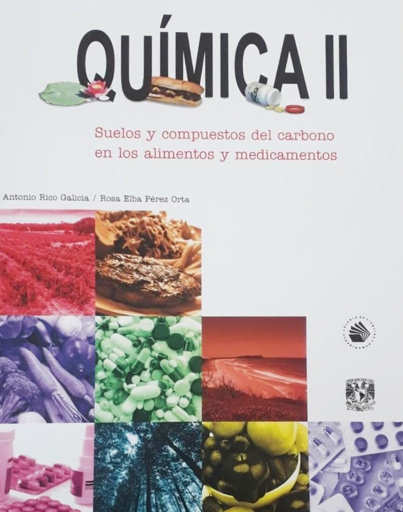 Química II. Suelos y compuestos del carbono en los alimentos y medicamentos