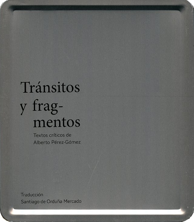 Tránsitos y fragmentos