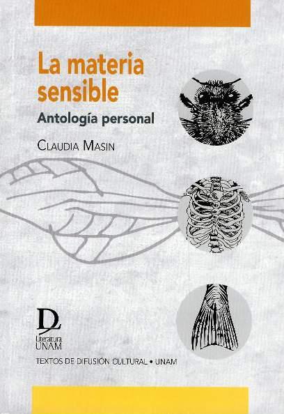 La materia sensible. Antología personal