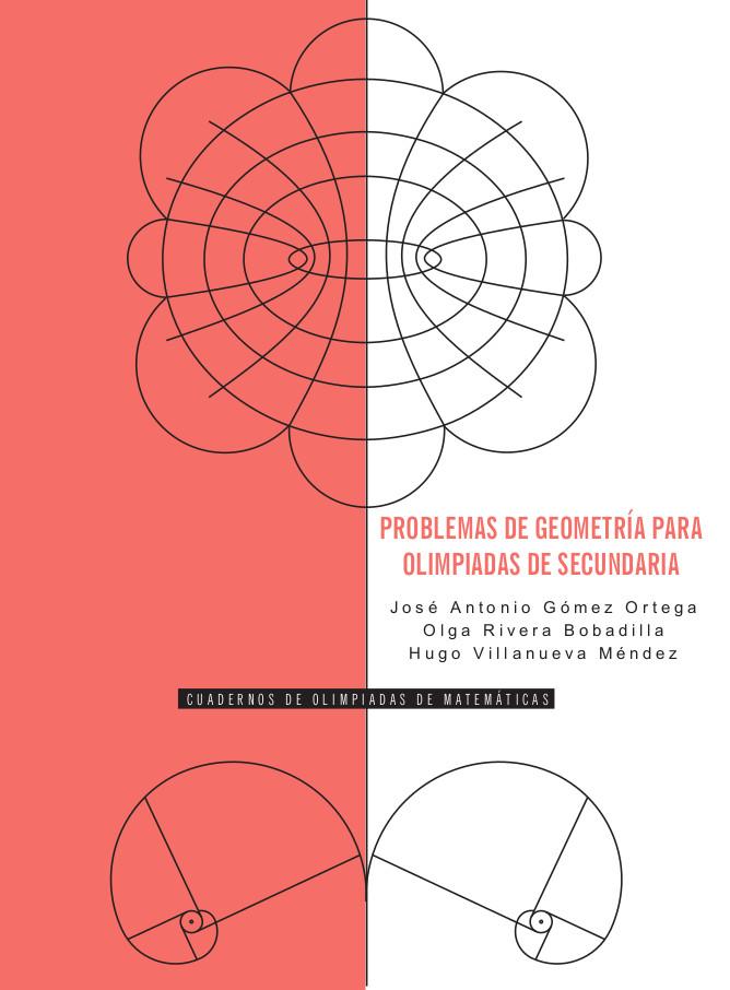 Problemas de geometría para olimpiadas de Secundaria