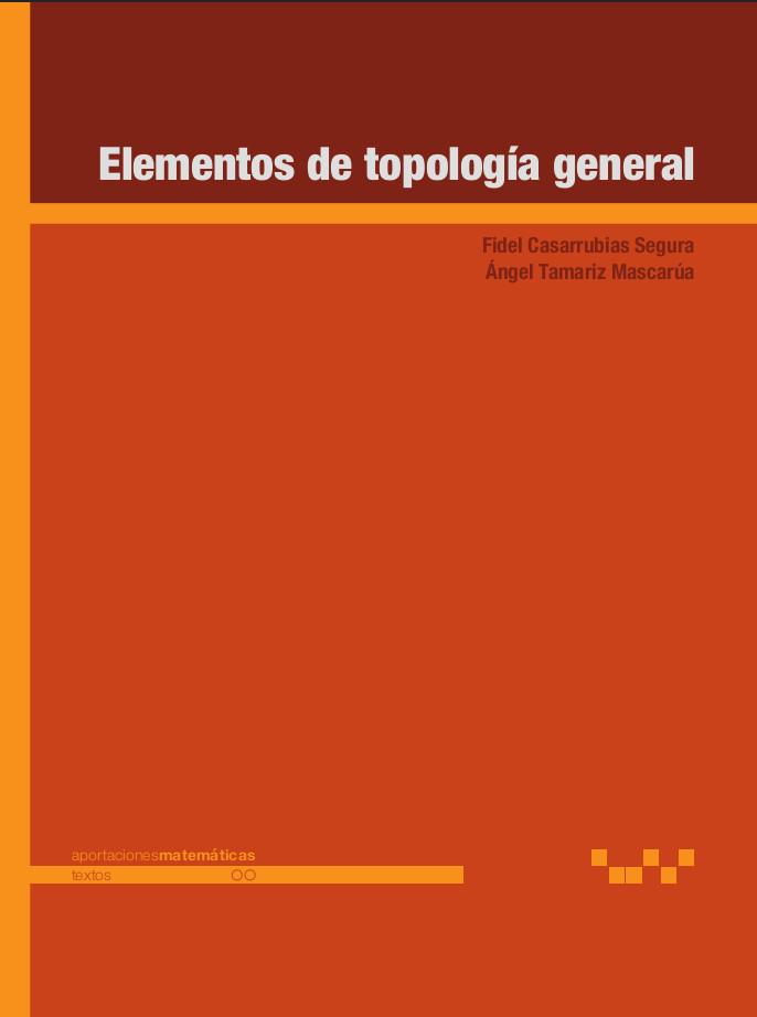 Elementos de topología general