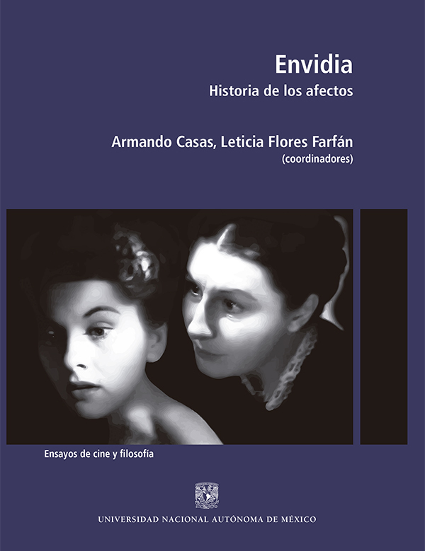 Envidia. Historia de los afectos. Ensayos de cine y filosofía
