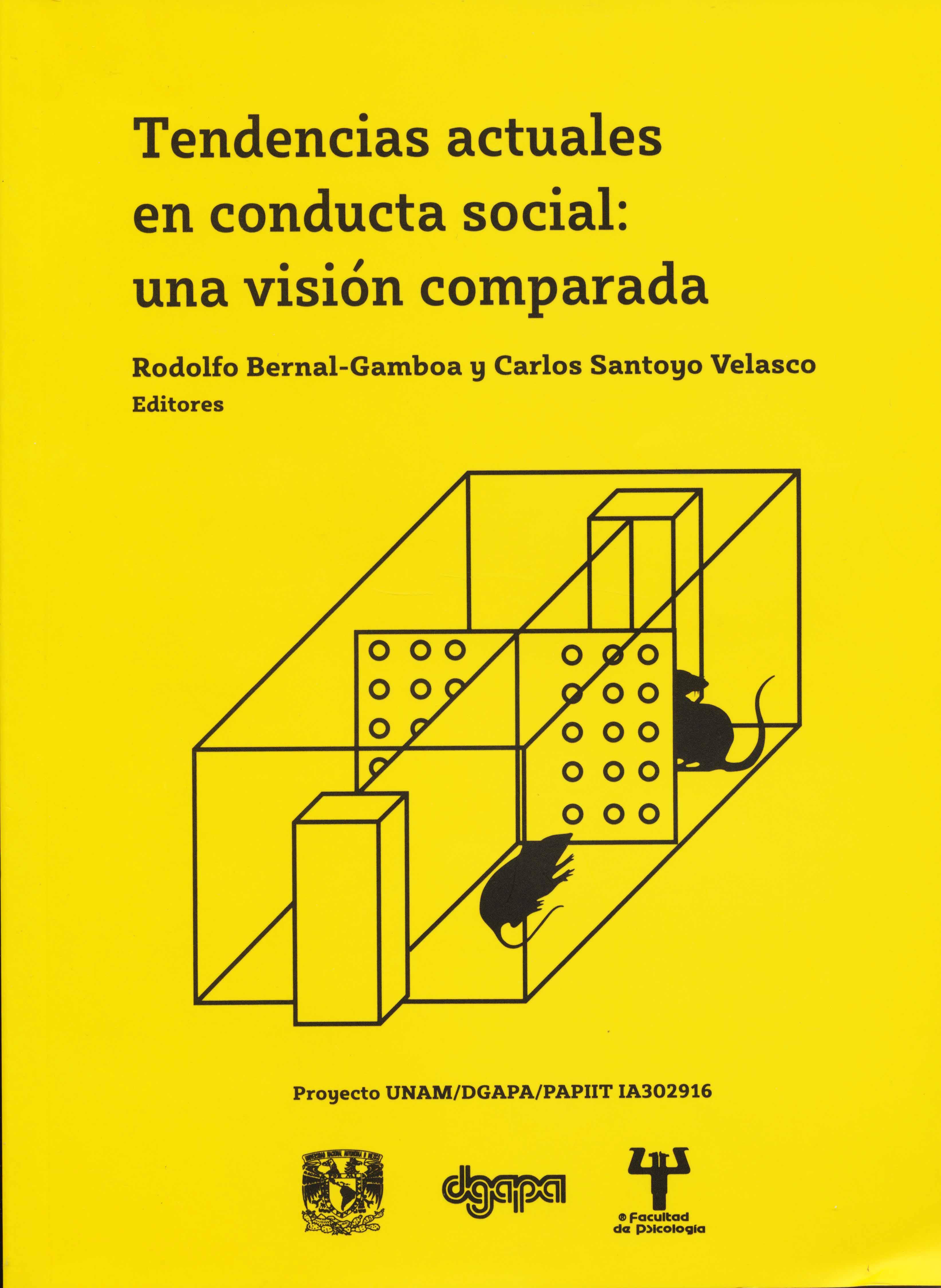 Tendencias actuales en conducta social: una visión comparada