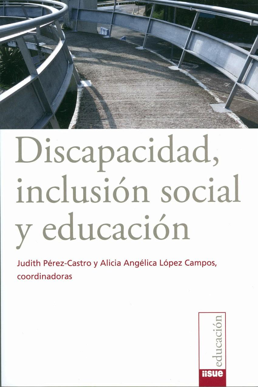 Discapacidad, inclusión social y educación