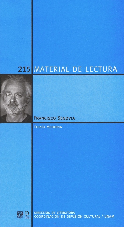 Francisco Segovia. Poesía moderna