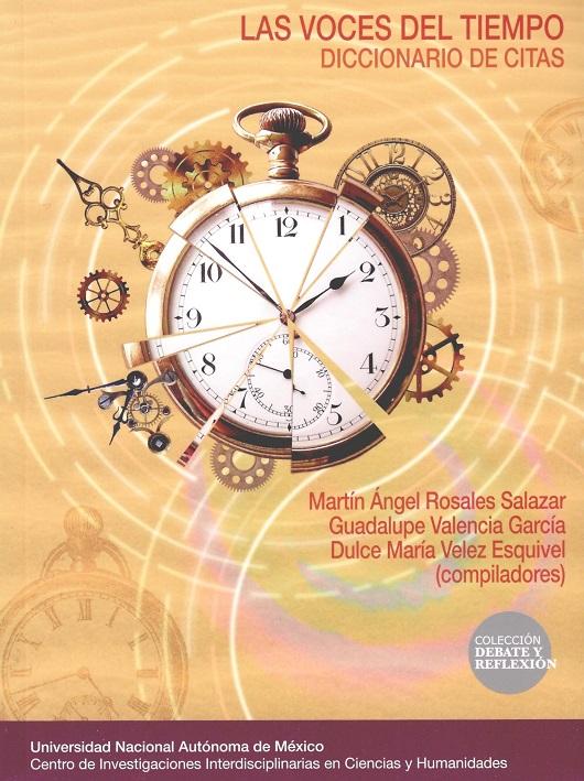 Las voces del tiempo. Diccionario de citas