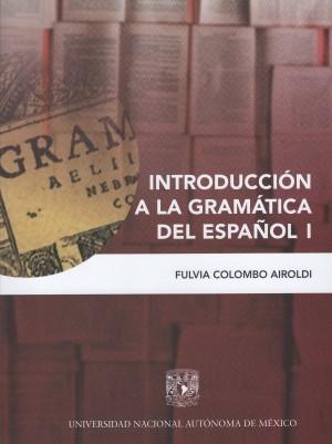 Introducción a la gramática del español I