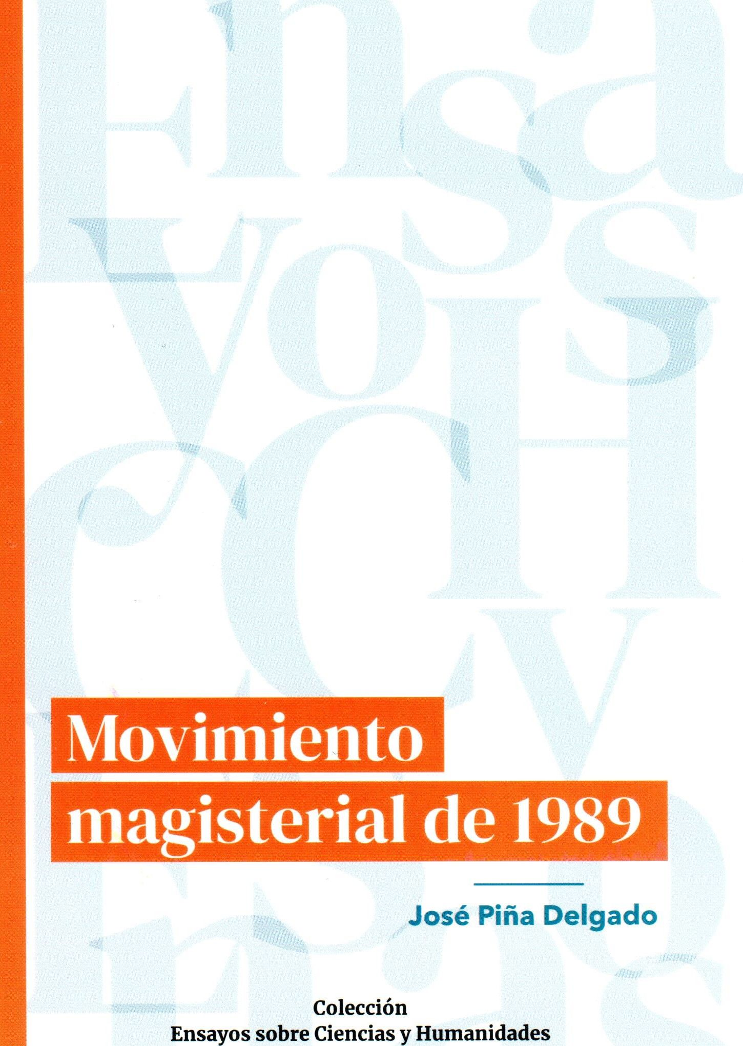 Movimiento magisterial de 1989