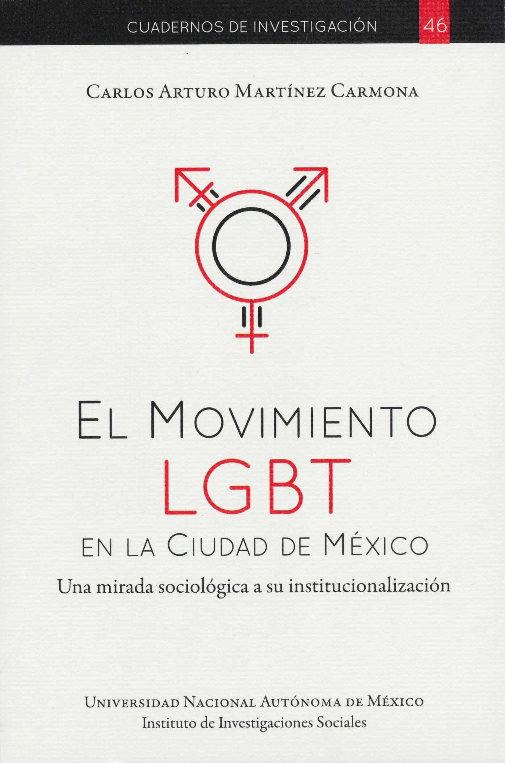 El movimiento LGBT en la Ciudad de México: una mirada sociológica a su institucionalización