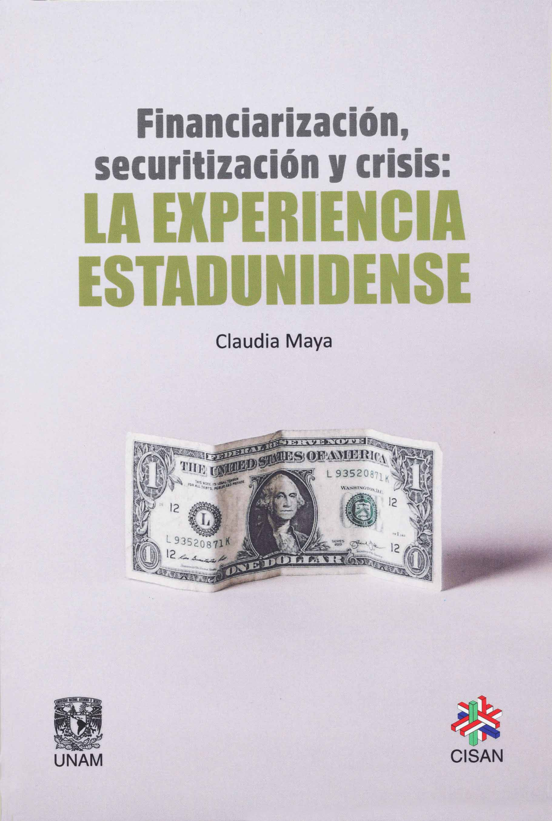 Financiarización, securitización y crisis.