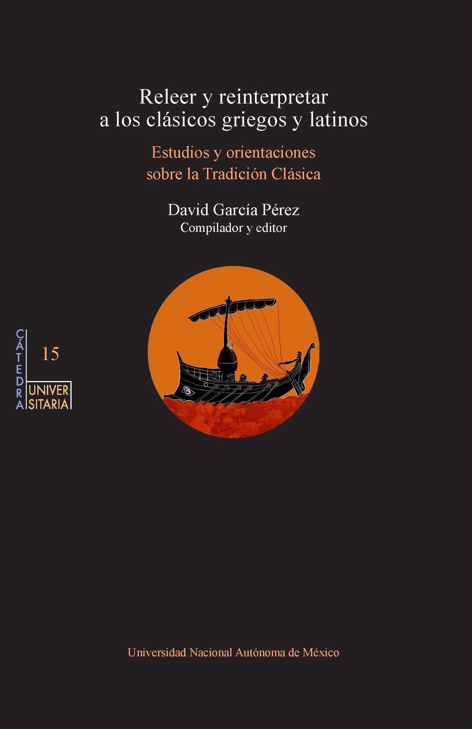 Releer y reinterpretar a los clásicos griegos y latinos