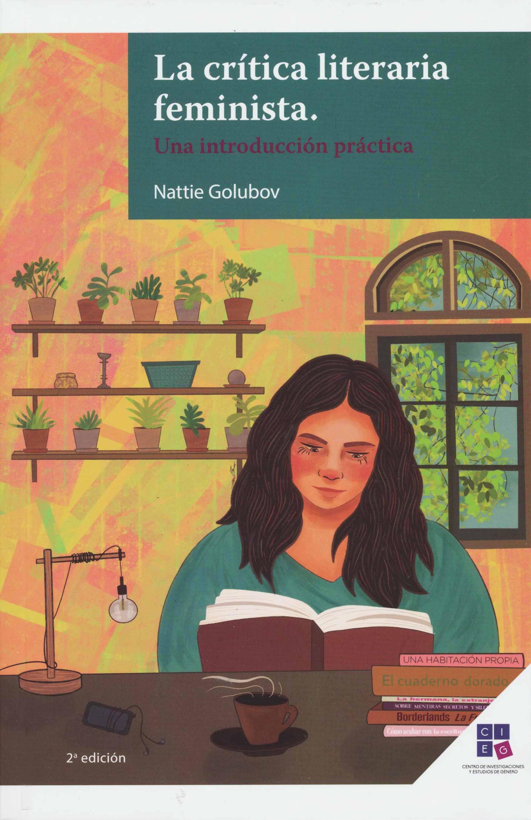 La crítica literaria feminista. Una introducción práctica